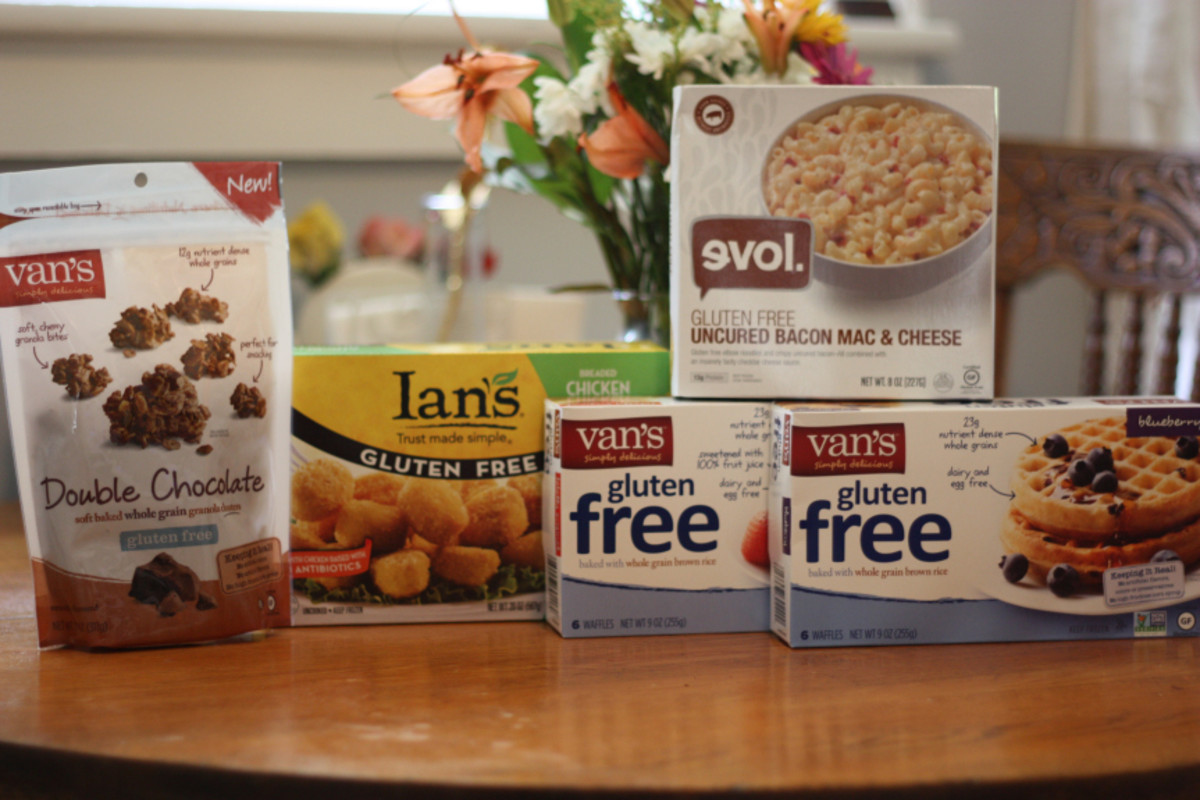 10 Best Gluten Free Products at Target