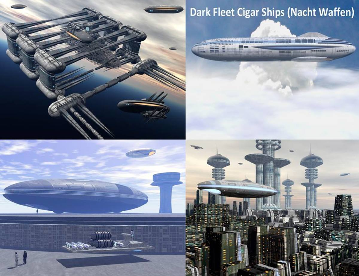 Recently revealed memories of Elena's time spent in the dark fleet has allowed her to identify the space craft and facilities this group uses.