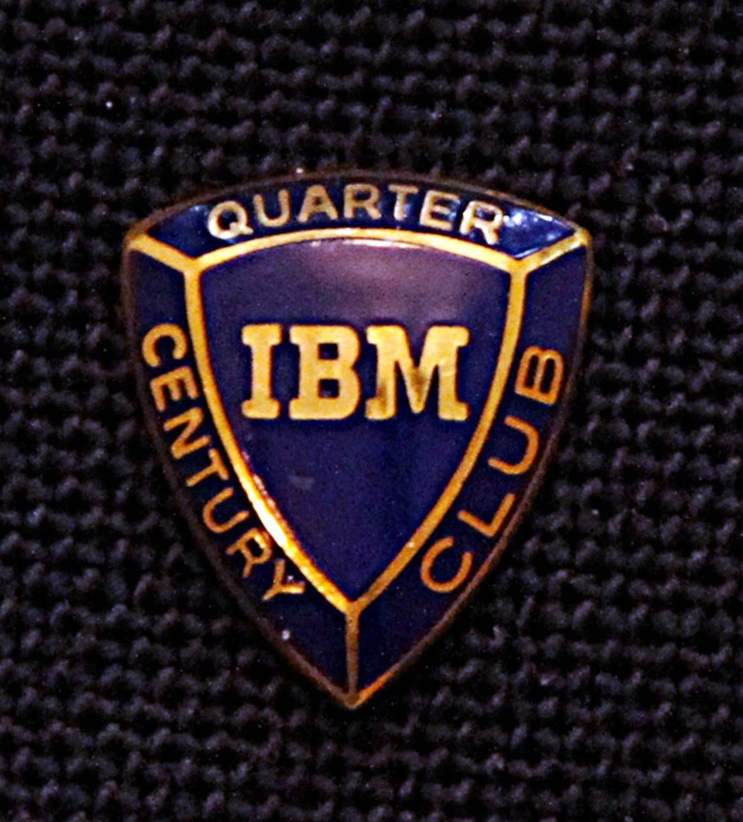 Somethings I Remembered About IBM That Is No More