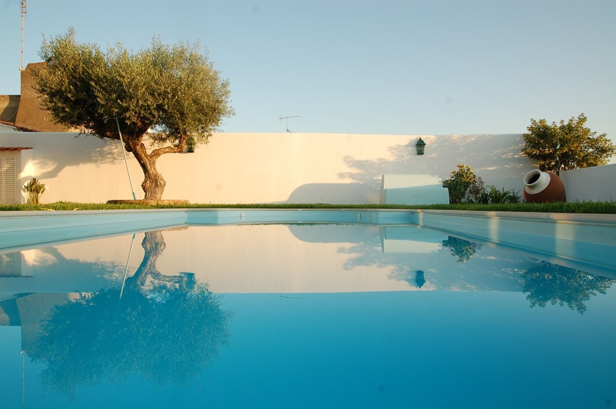 Naturally treated pools can remain clean and beautiful and safe for yourself, friends and family.