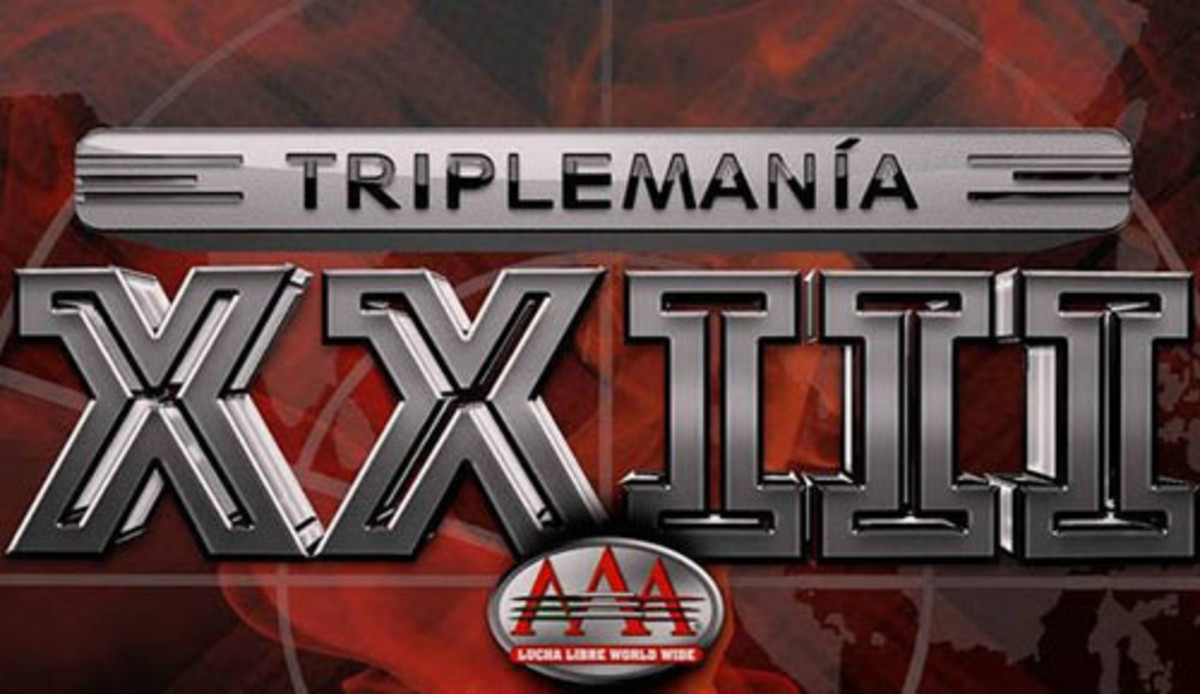 The 25 Greatest Matches in the History of Triplemania (20-16)