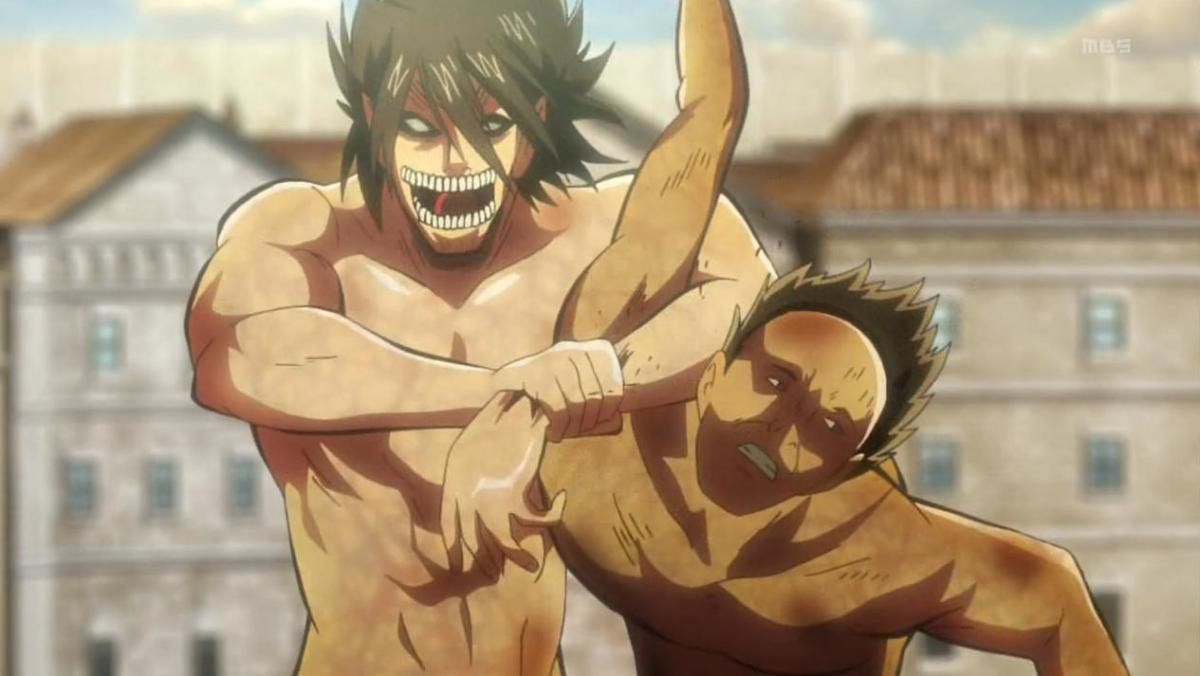 Attack on Titans Fight Scenes; Realistic?