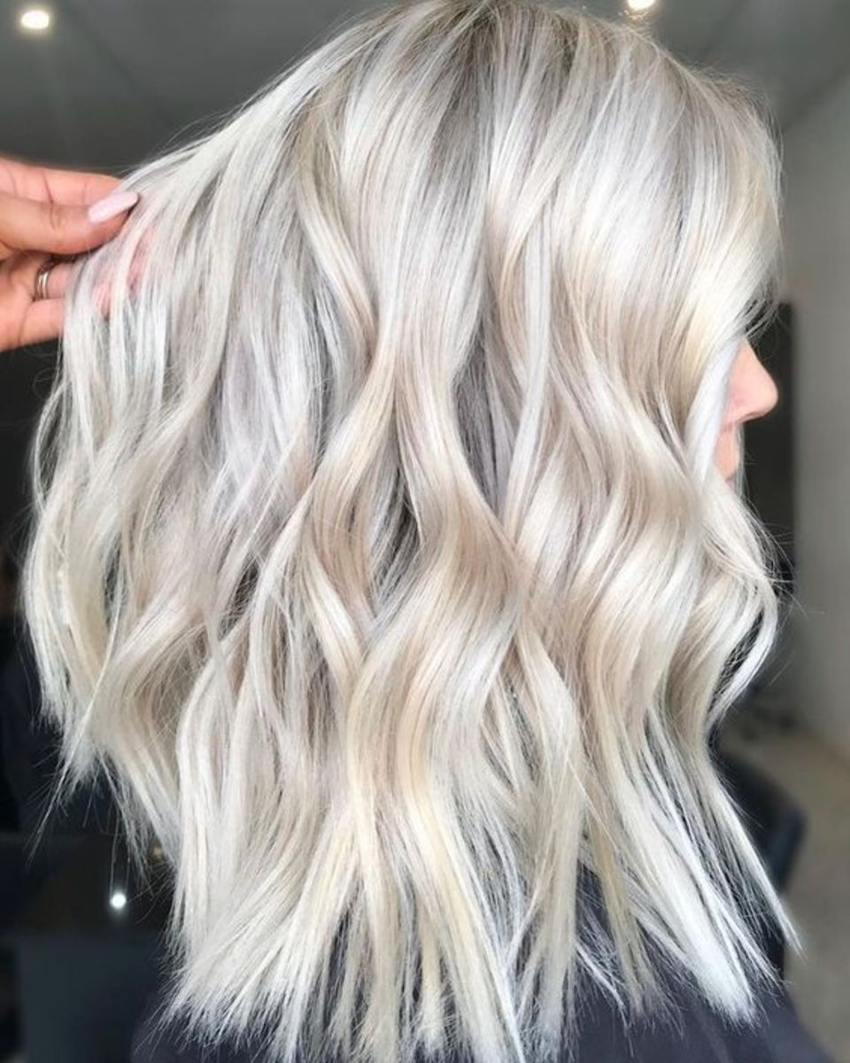How to Care for Platinum Hair at Home During Lockdown?