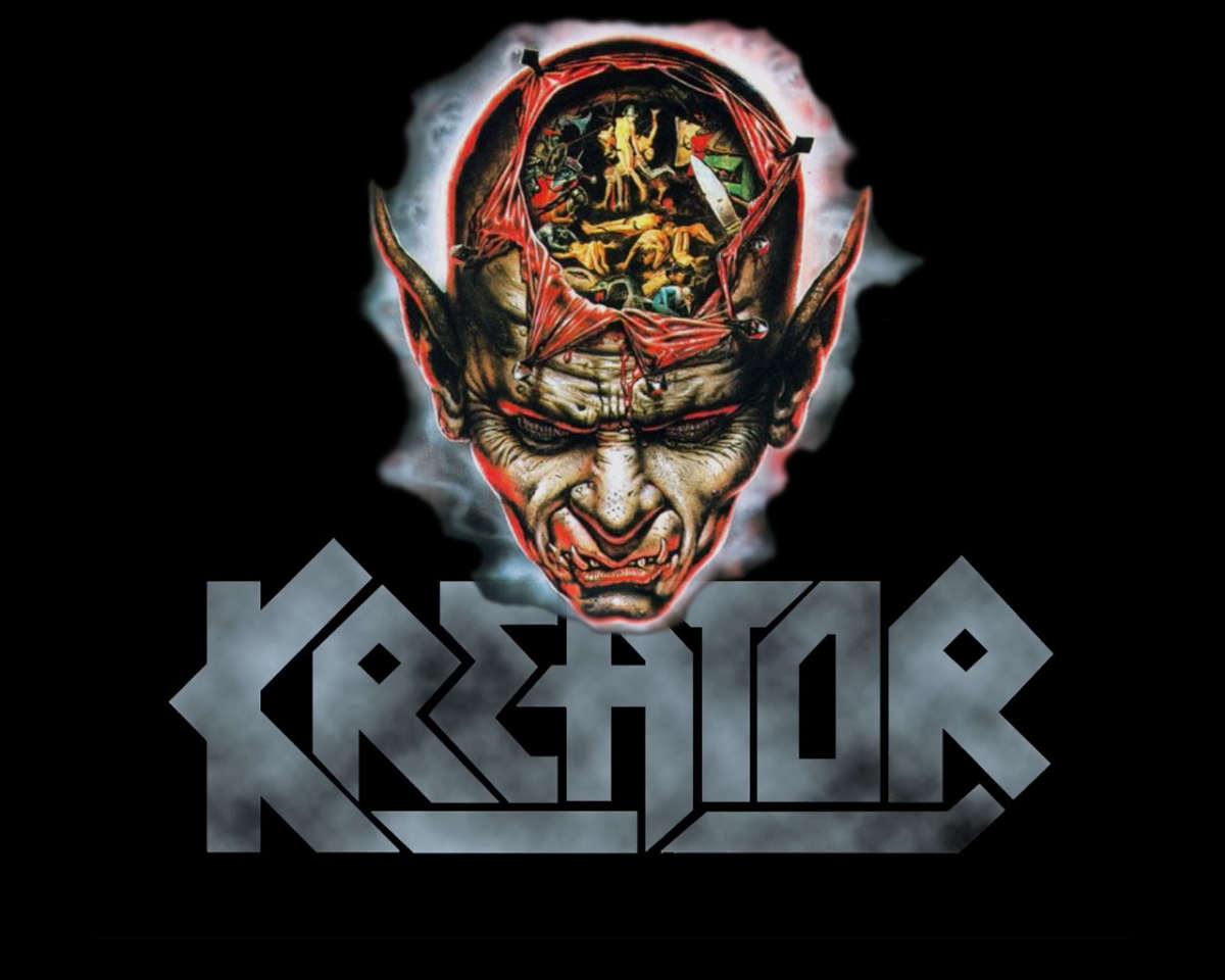 "Review of the Album ""Coma of Souls"" 1990 by German Thrash Metal Band Kreator"