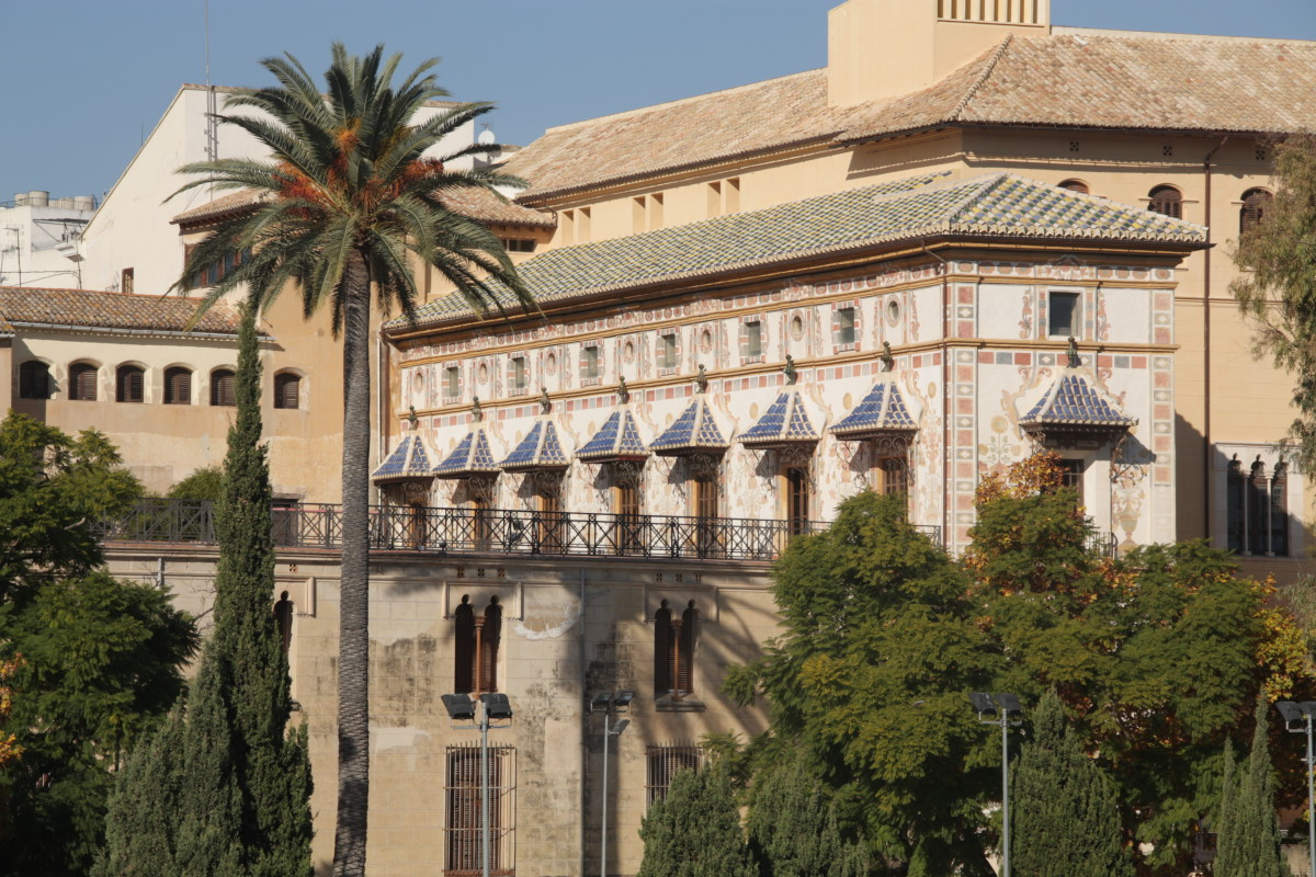 The Ducal Palace of Gandia, former Residence of the Borjas
