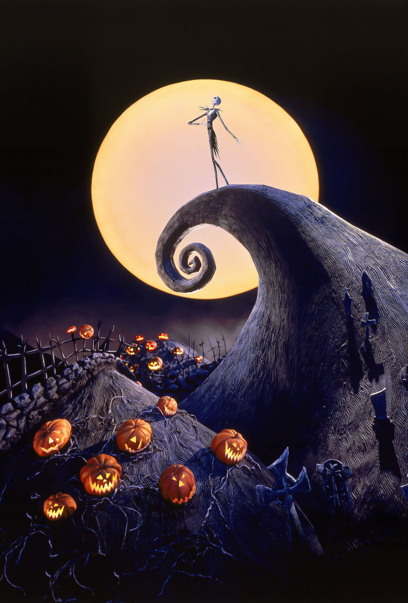 Eerie Christmas tales, such as The Nightmare Before Christmas, have seen a revival in recent years.