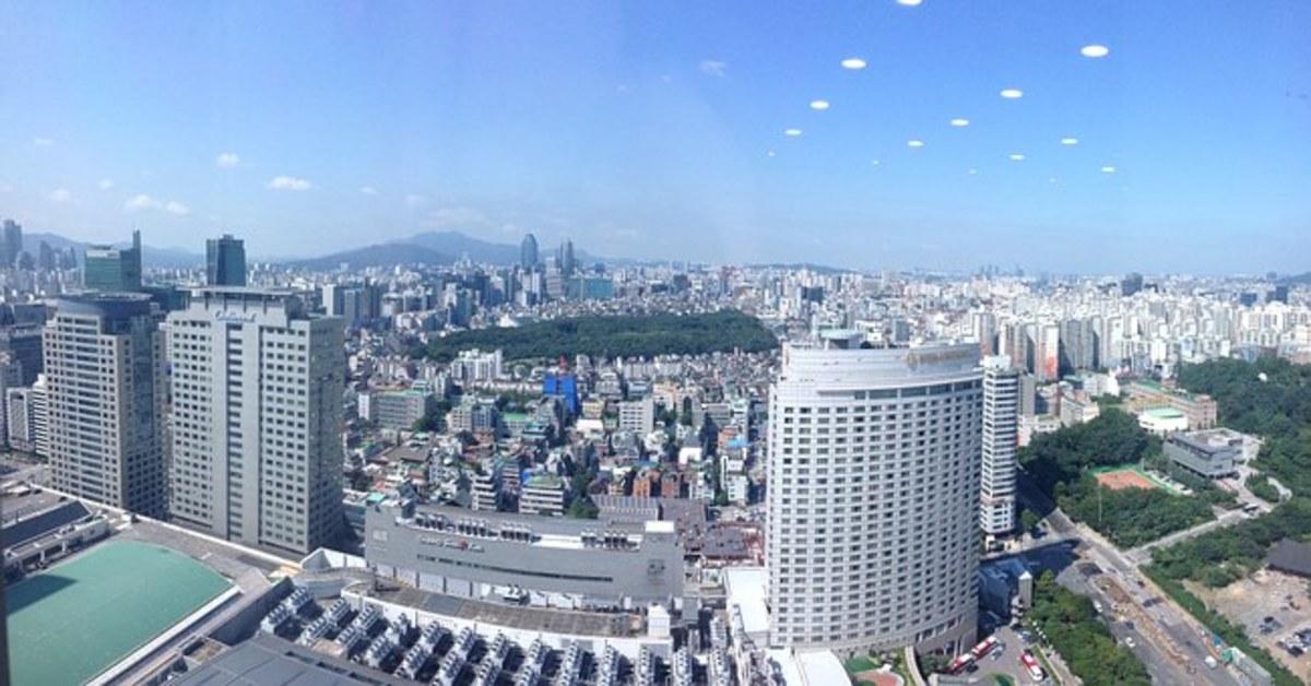 A modern Seoul