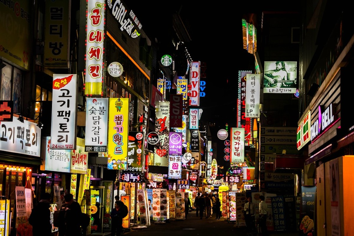 Seoul's vibrancy makes it more popular with young travellers