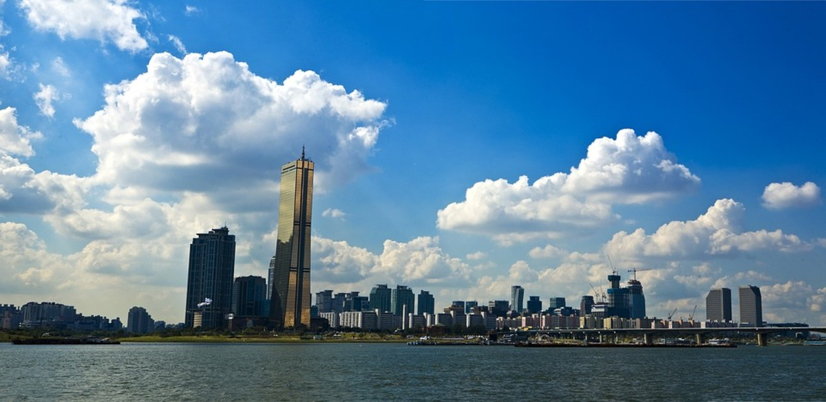 Seoul, the City by Han River