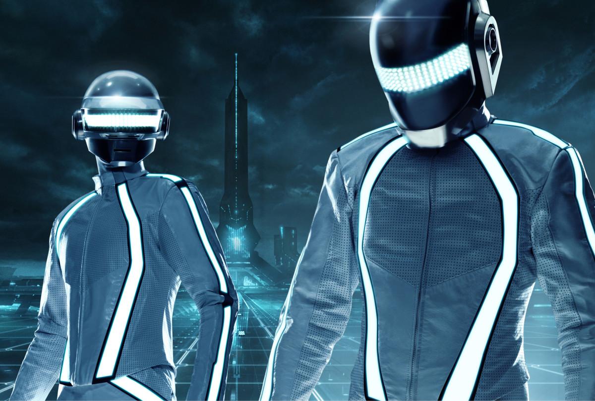 Daft Punk Electronic Music Lingers