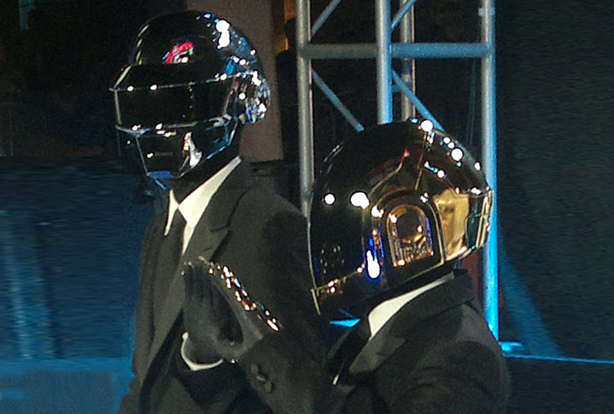 Unconditional Daft Punk Unlock Amazing Electronic Music