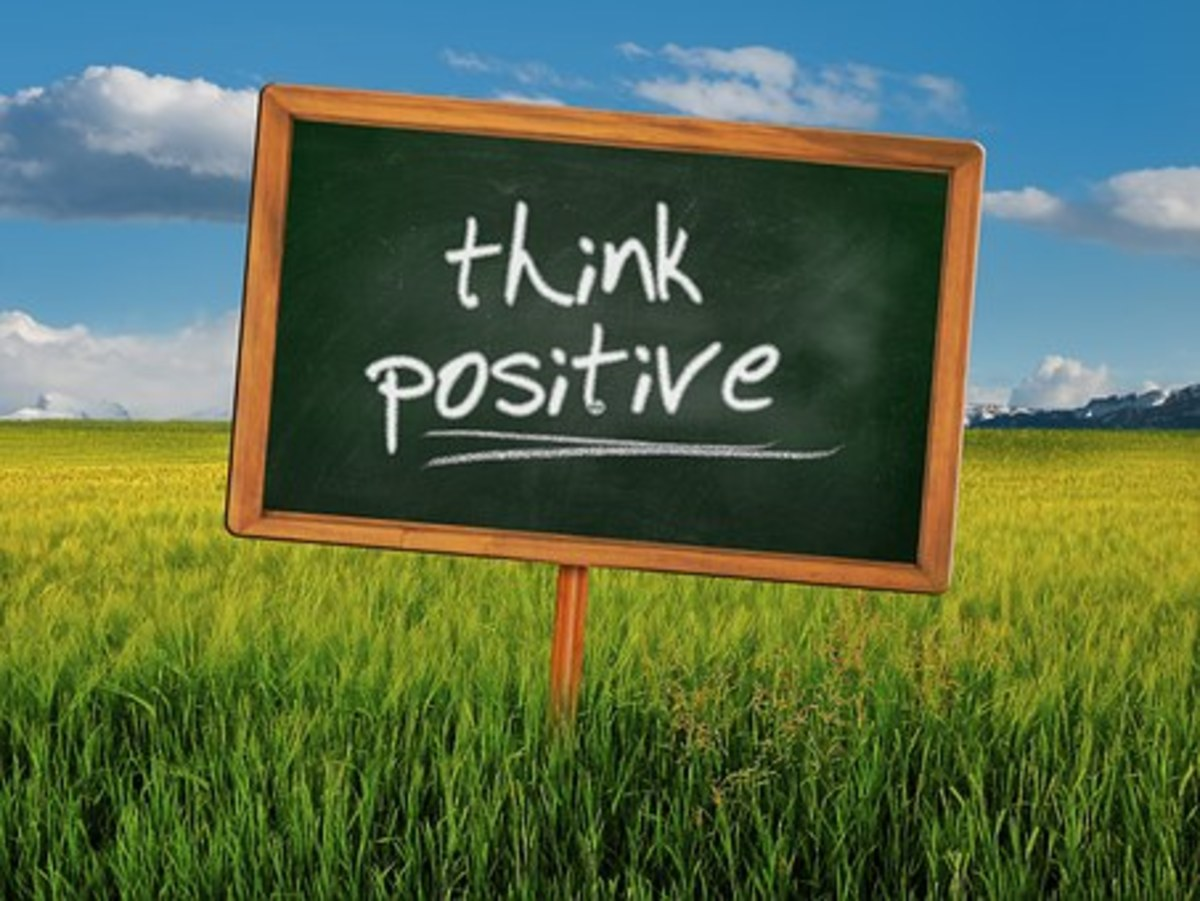 How to Be Optimistic and Think Positive