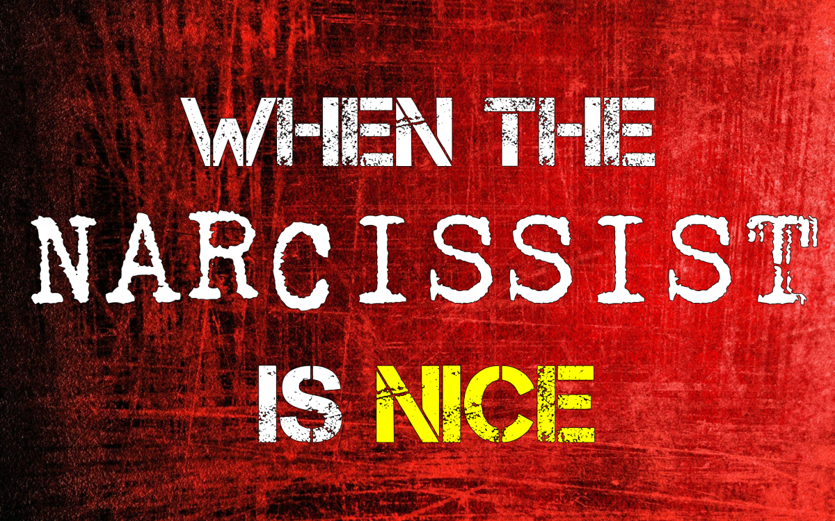When The Narcissist is Nice