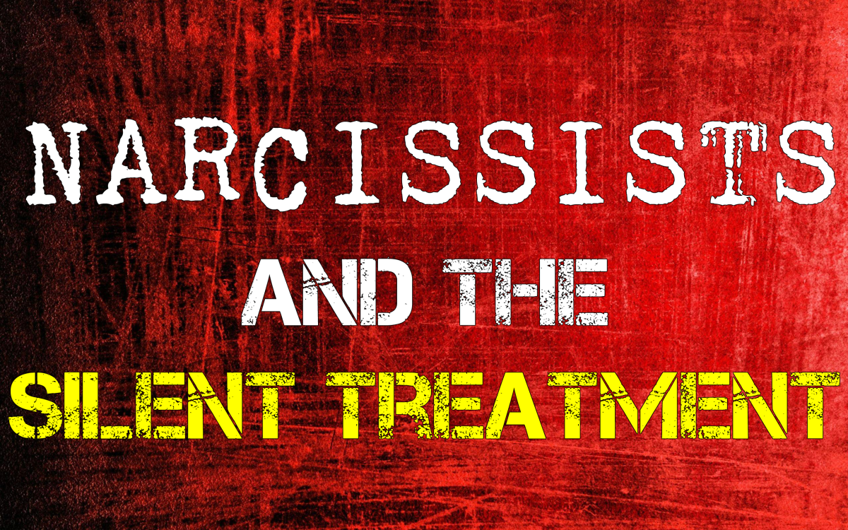 narcissists-the-silent-treatment