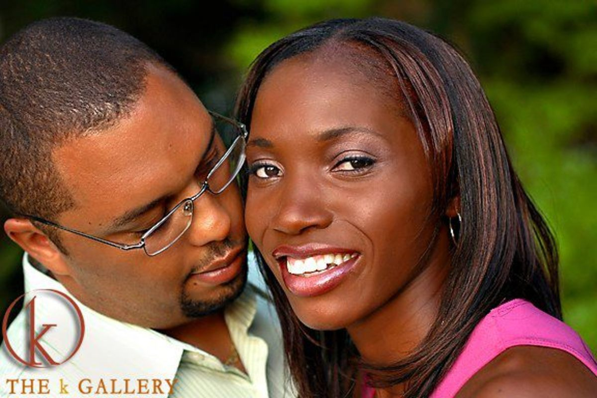 It was a comfort and saving grace to have her husband, Jameel Mills,  with her here in Florida after being diagnosed with cancer.