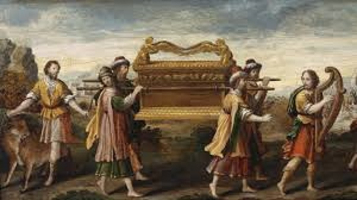 Could the Ark of the Covenant could be among the hidden items within the Money Pit?
