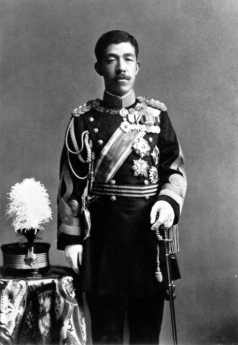Emperor Taisho, who led over the most democratic and liberal period of pre-Great Depression Japan's government.