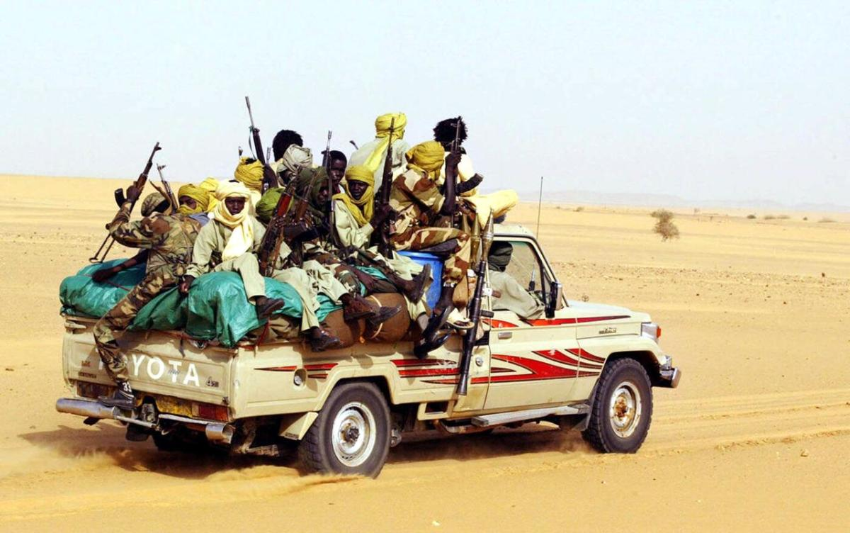 The only significant conflict between states in the region was between Chad and LIbya, the Toyota War, saw the Chadians decisively beat the Libyans.
