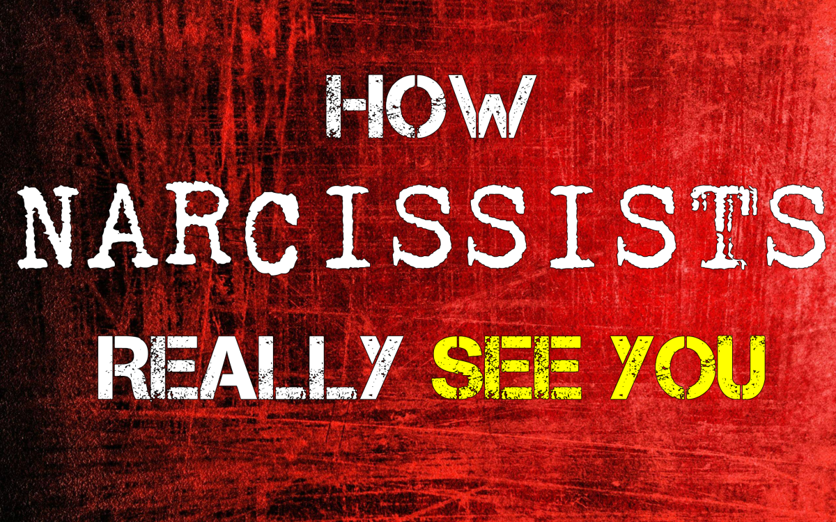 How Narcissists Really See You