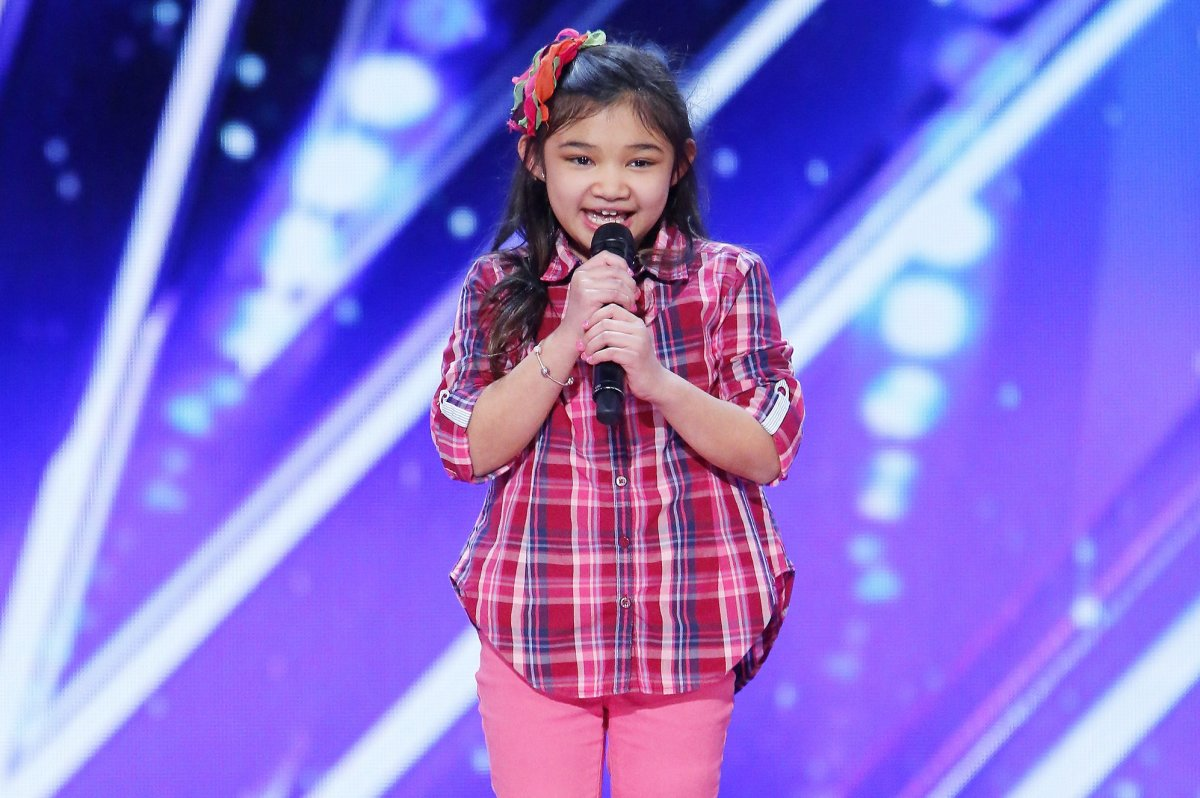 Angelica Hale (10 year-old singer)