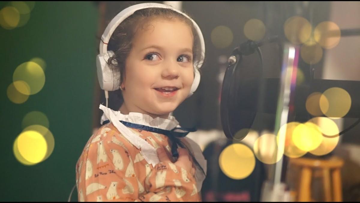 Sophie Fatu (5 year-old singer)