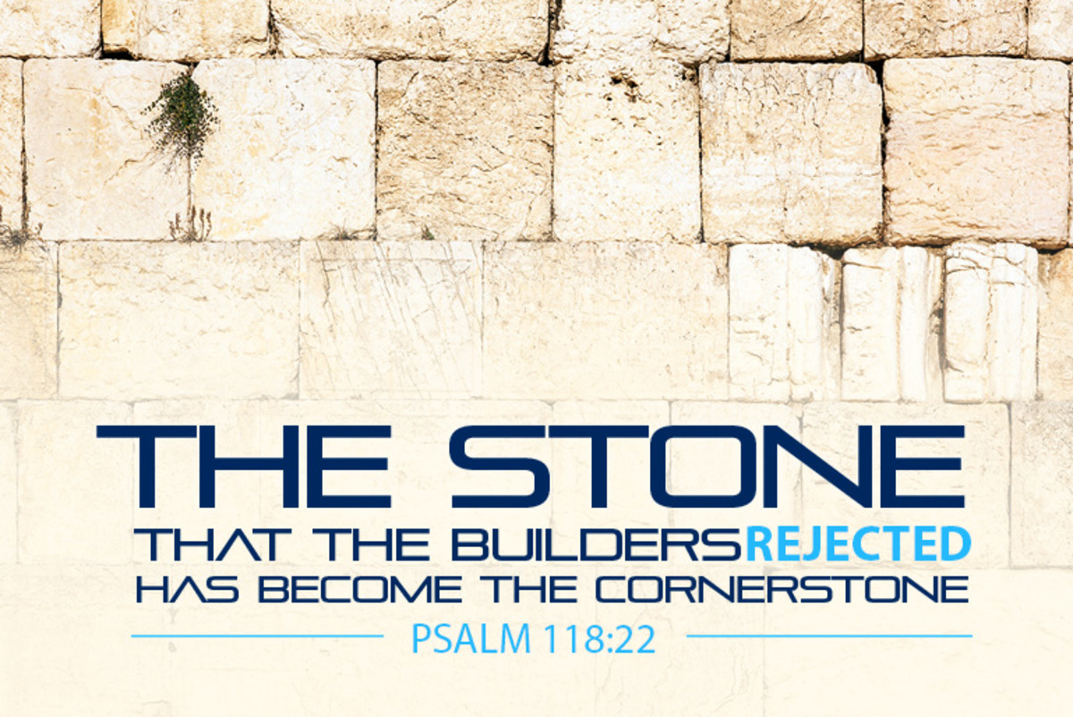 Bible Story of the Day: Cornerstone