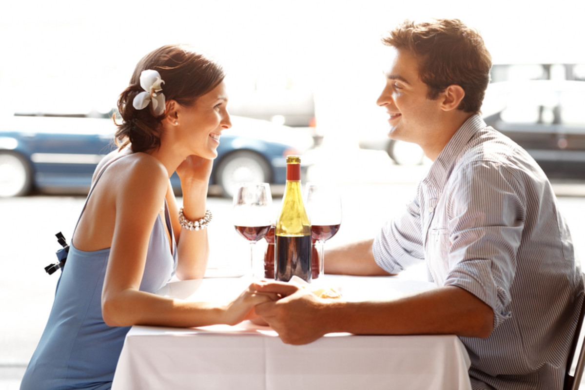 The 10 Golden Rules Of Successful First Dates