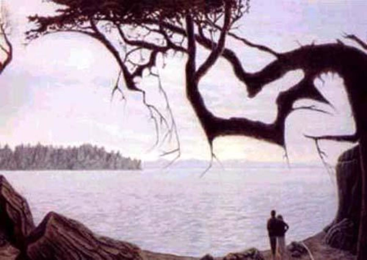 How Many People Optical Illusion