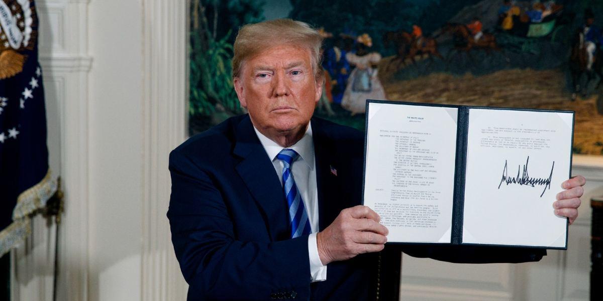 Iran Decision Is a Strategic Blunder