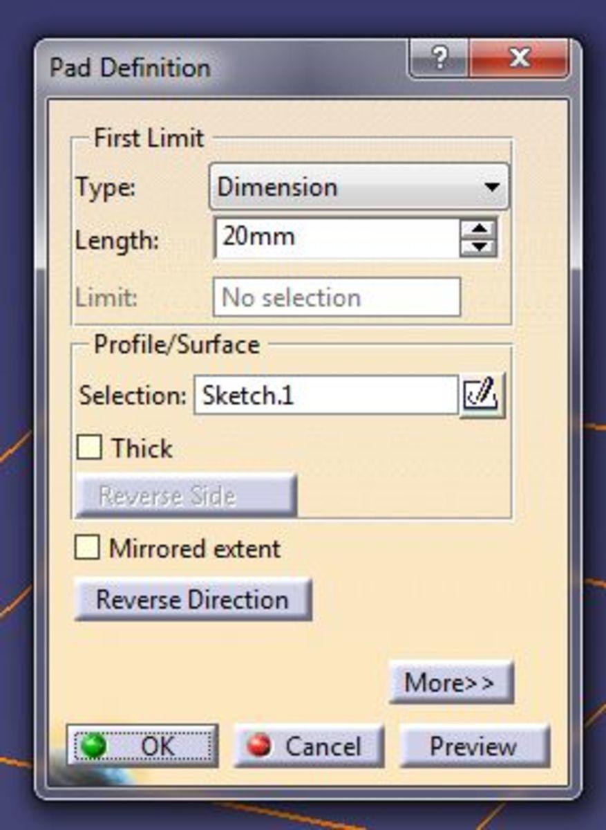 catia-v5-tutorials-1-catpart-pad-pocket-revolve-and-groove-commands