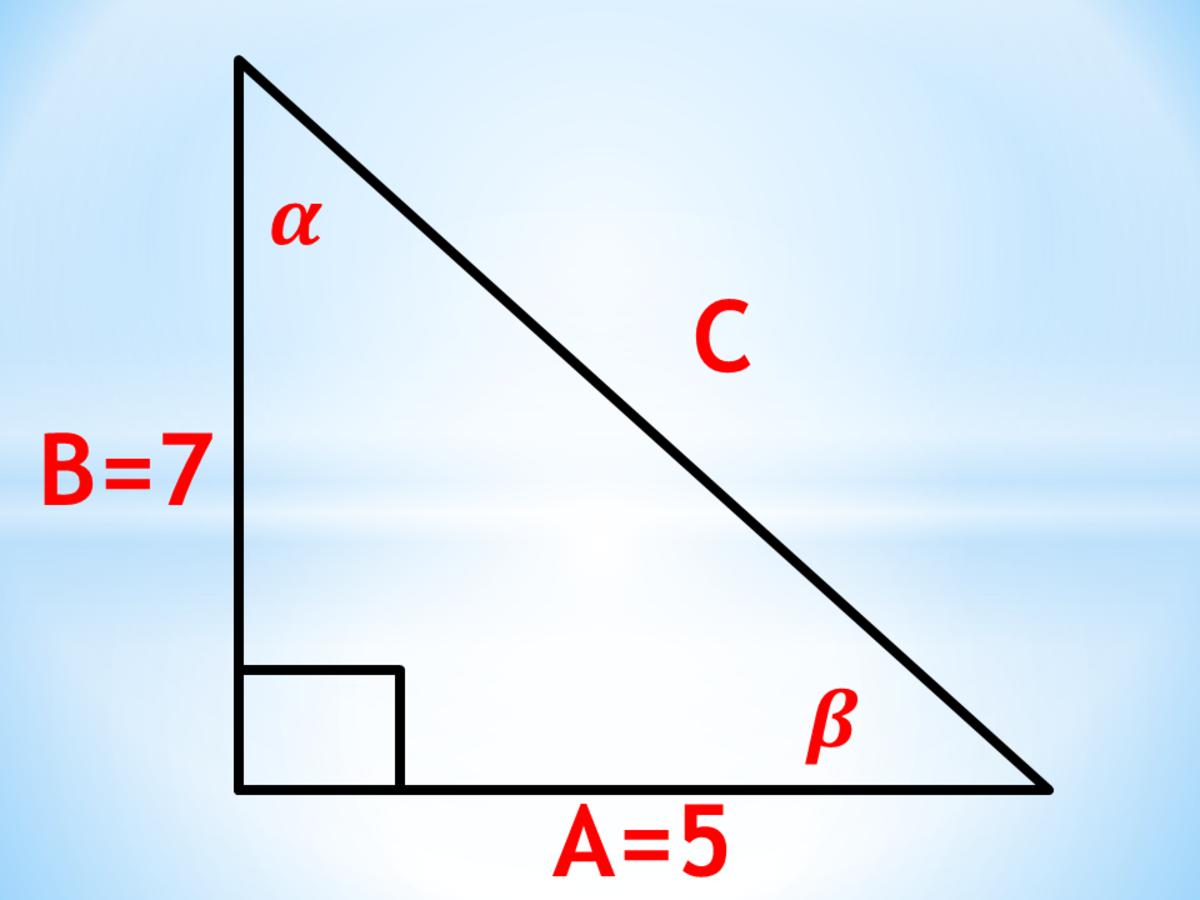 Right Triangle Technique in Mechanics
