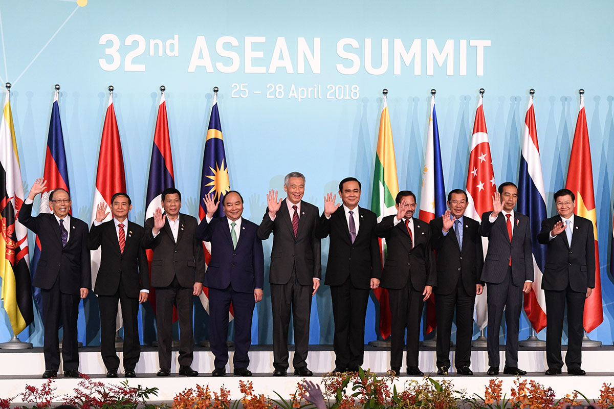 32nd Asean Summit: Any Progress on the South China Sea Issue?