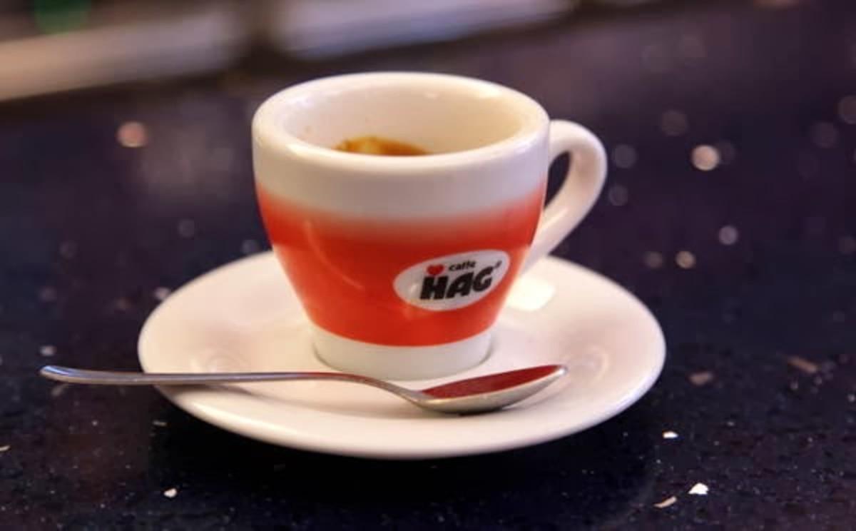 Caffe Hag.