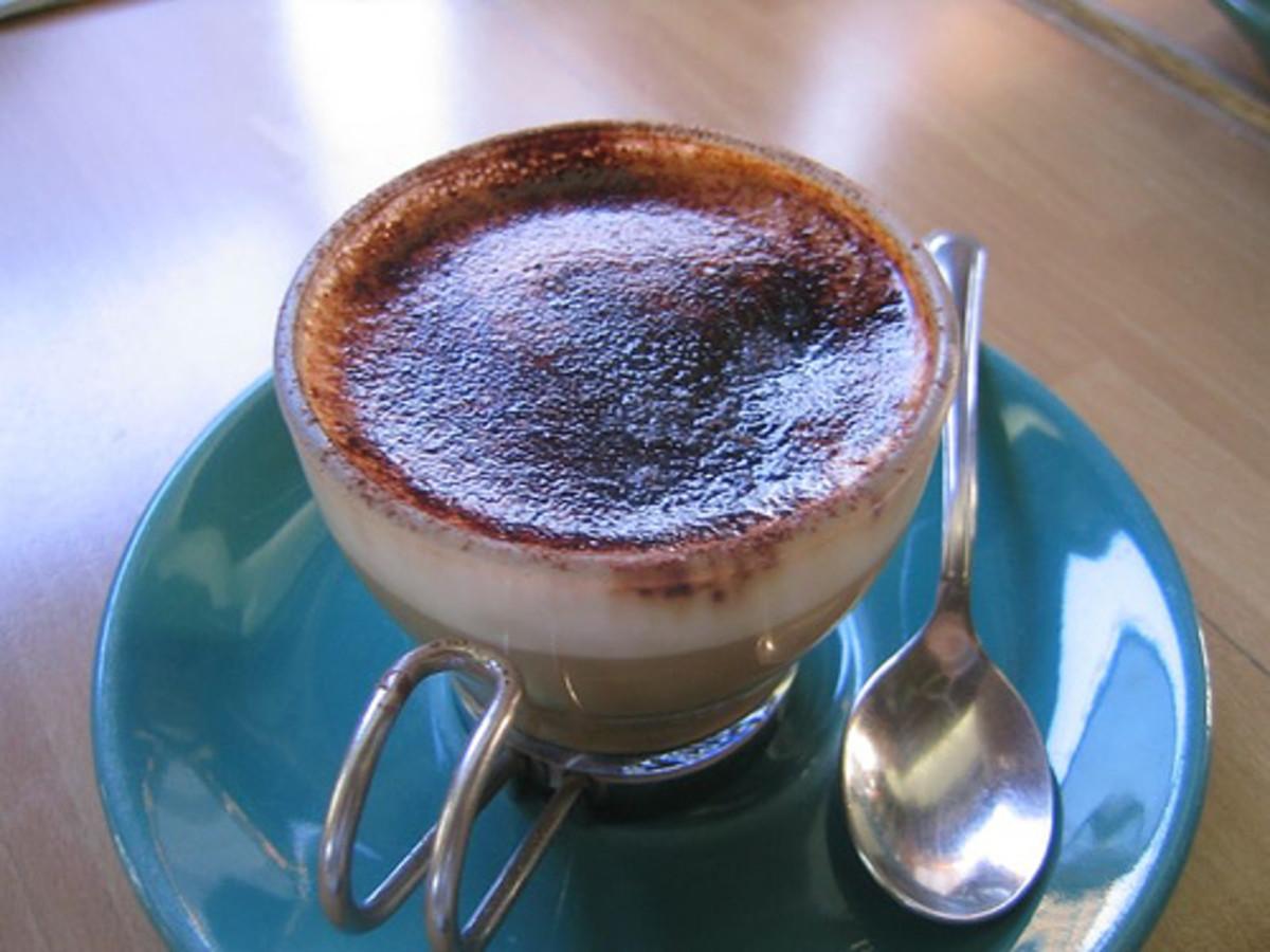 Caffe' Marocchino