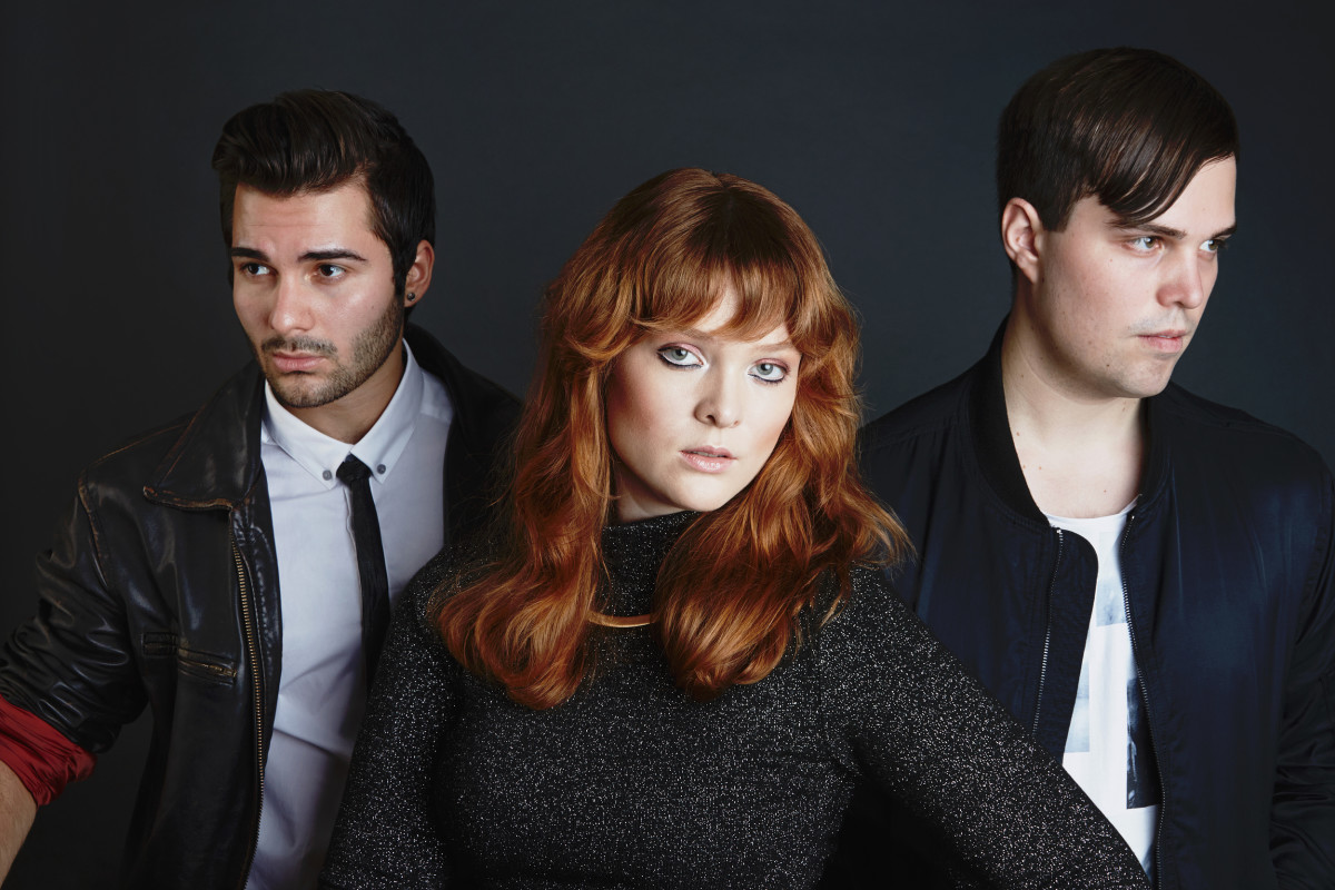 An Interview With Holly Dodson From Synthpop Band Parallels