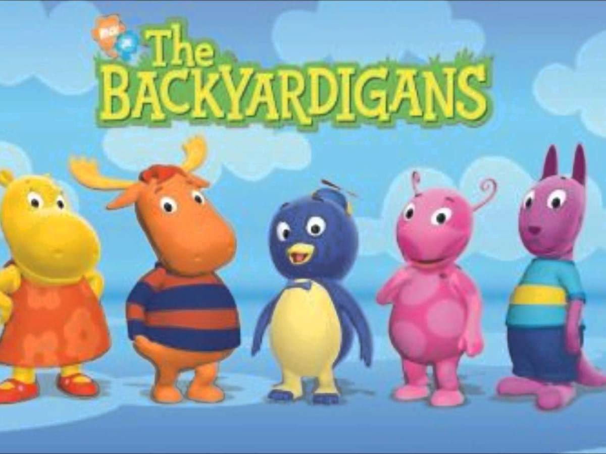 Backyard Nickelodeon lessons from 'the backyardigans' | hubpages