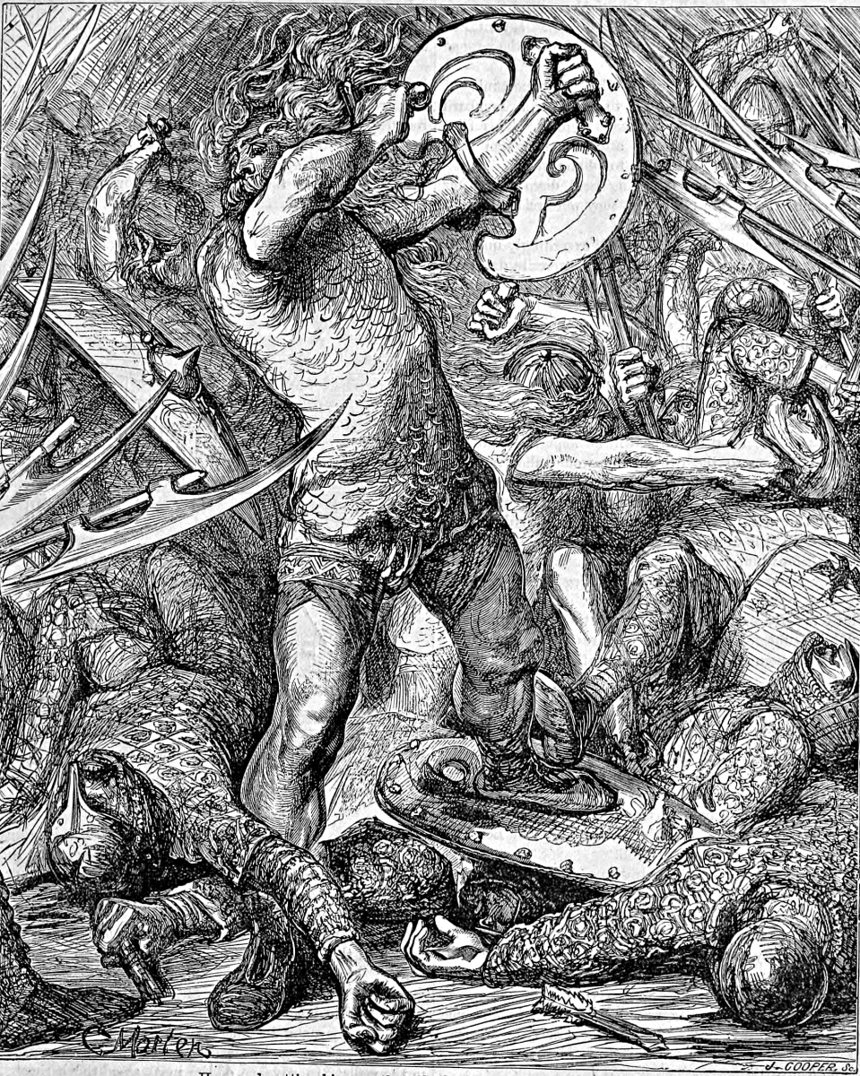 "Illustration ""Cassell's History of England (1865)"