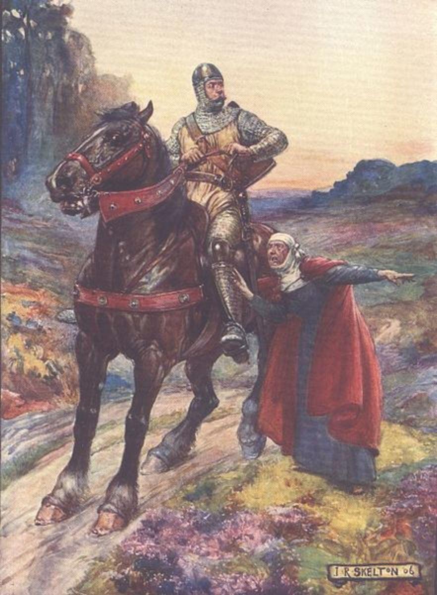 H E Marshall's 'Scotland's Story', published  1906