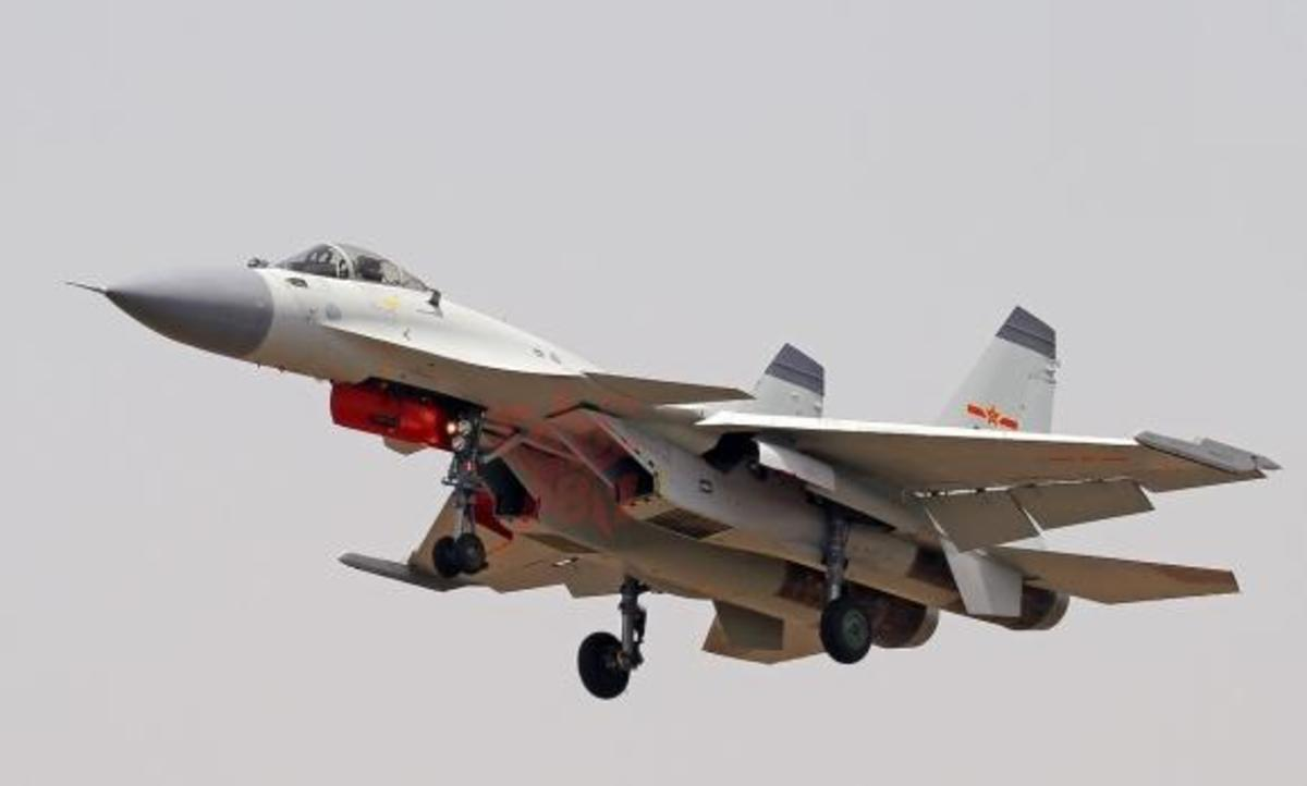 Why China Has the Worst Fighter Jet