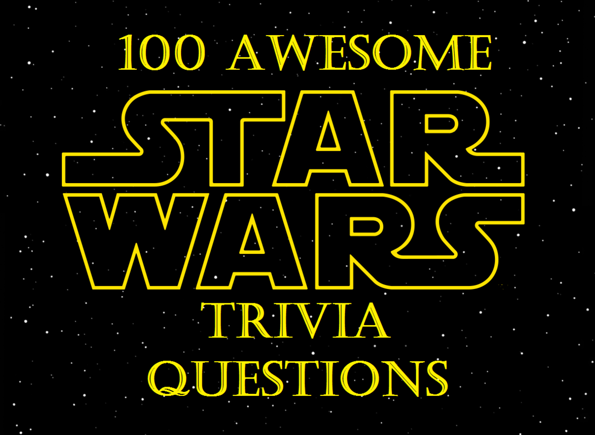 100 Star Wars Trivia Questions (With Answers) | HubPages