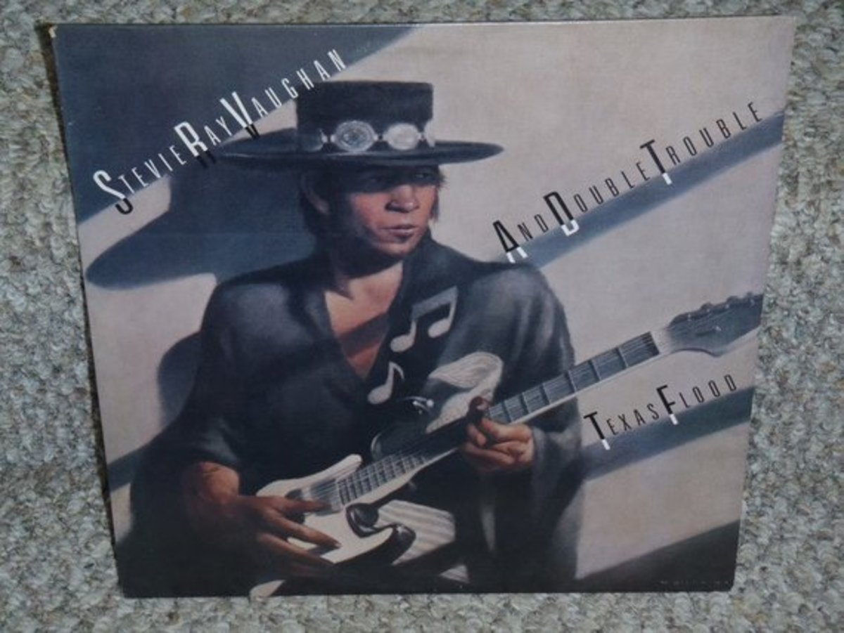 Album Texas Flood