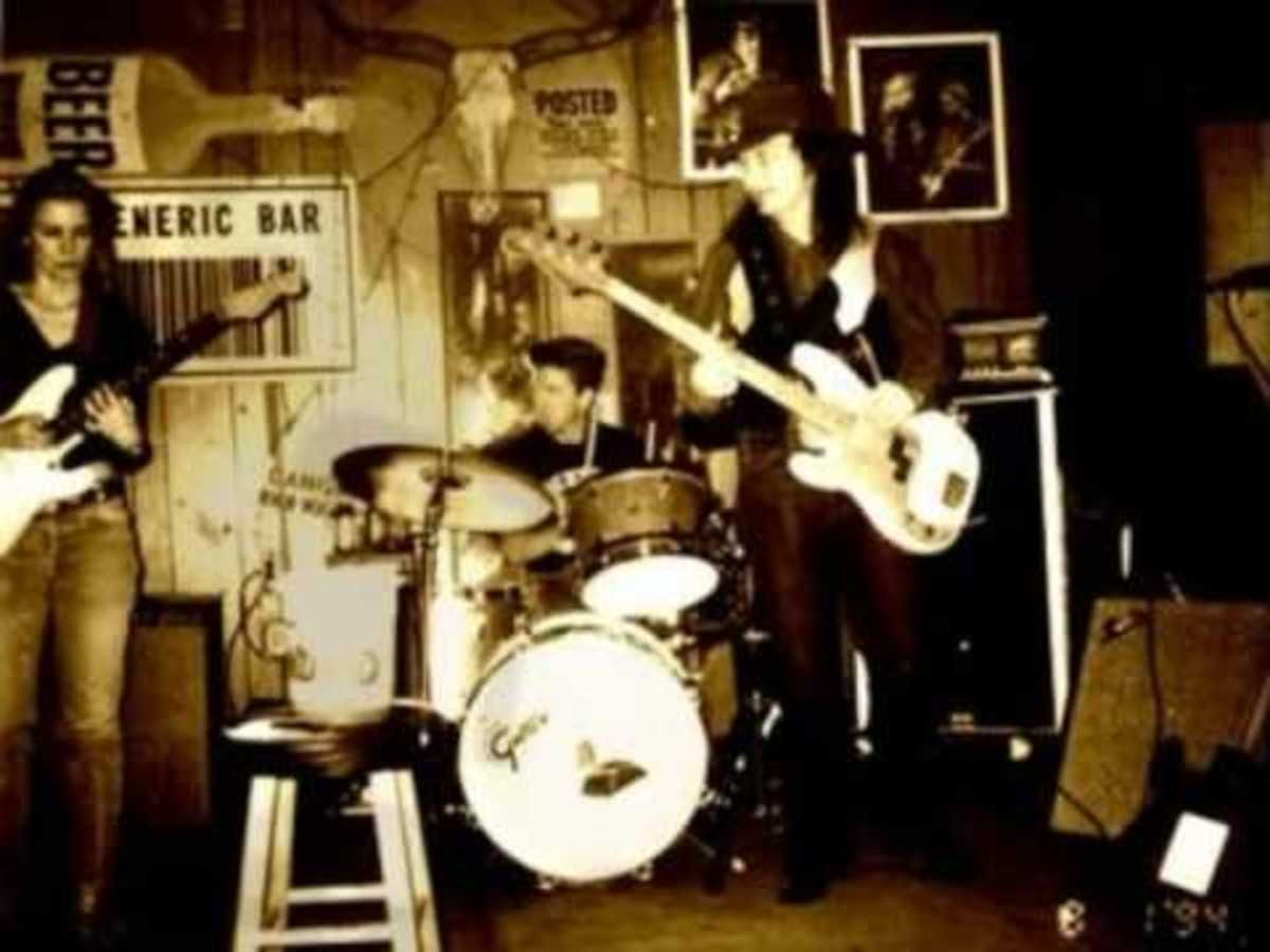 Stevie Ray Vaughan with Paul Ray and the Cobras