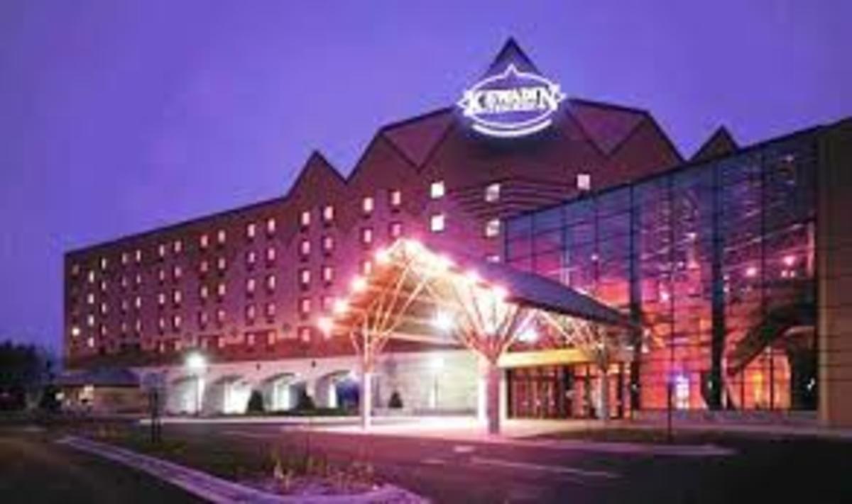 Traveling Around - Kewadin Casinos of the Upper Peninsula of Michigan
