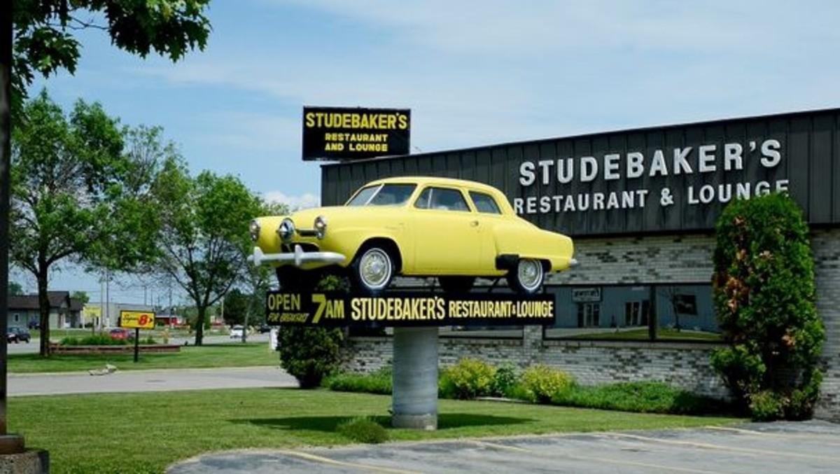 Studebakers Restaurant, Sault Sainte Marie, MI