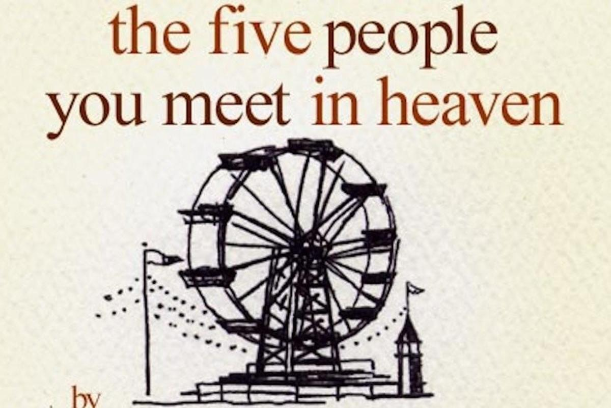 The Five People you Meet in Heaven Book Review