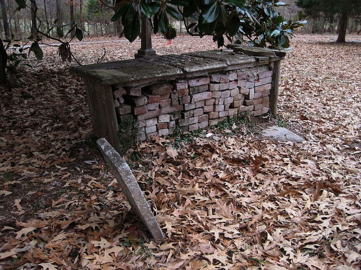 A Real Ghost Can be Found in Fayette County, Tennessee