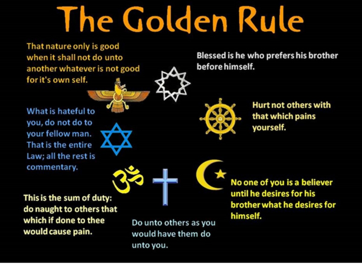 Is the Golden Rule Really a Rule?