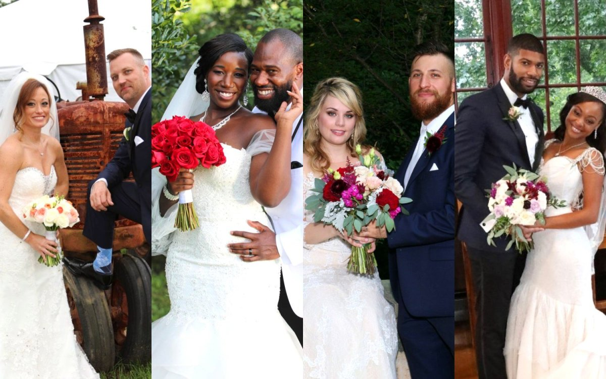 'Married at First Sight' Season 8 Has Some 'Firsts'