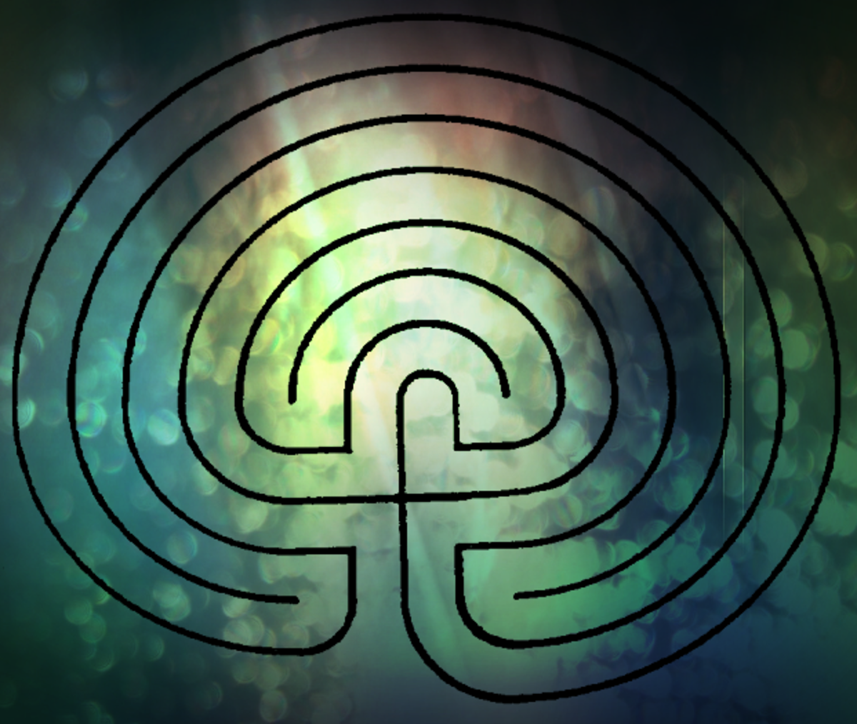 Magical Mazes and Labyrinths of the British Isles