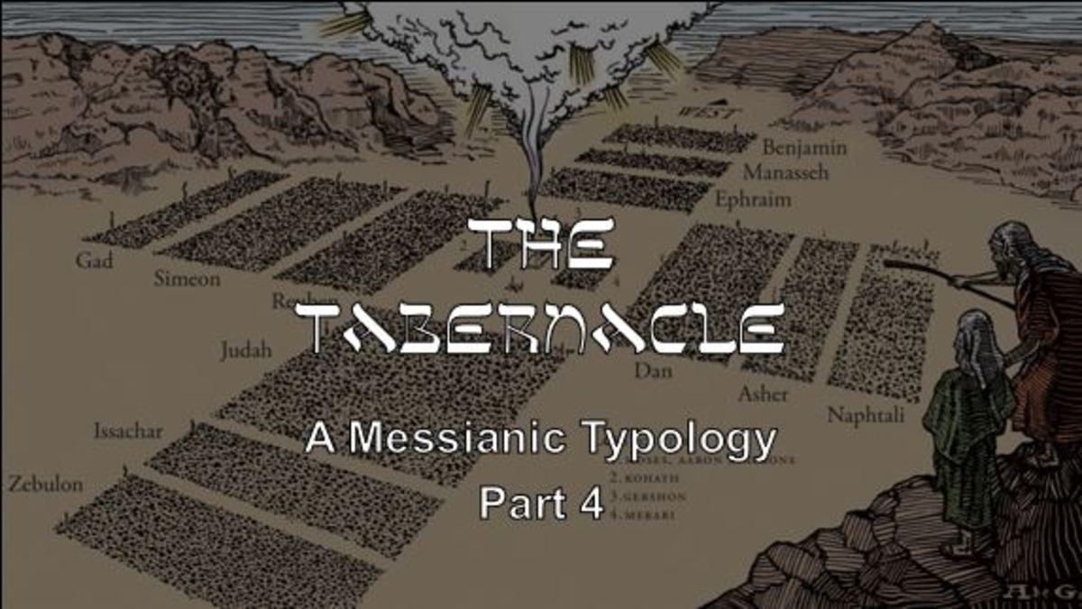The Tabernacle Encampment: Levi - Part 4